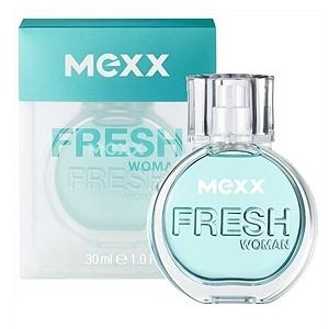 Mexx Fresh Woman, Toaletní voda, 30ml, Dámska vôňa, + AKCE: dárek zdarma