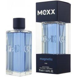 Mexx Magnetic Man, Toaletní voda, 75ml, Pánska vôňa, + AKCE: dárek zdarma