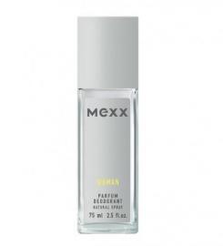 Mexx Mexx Woman, Deodorant, 75ml, Dámska vôňa, + AKCE: dárek zdarma