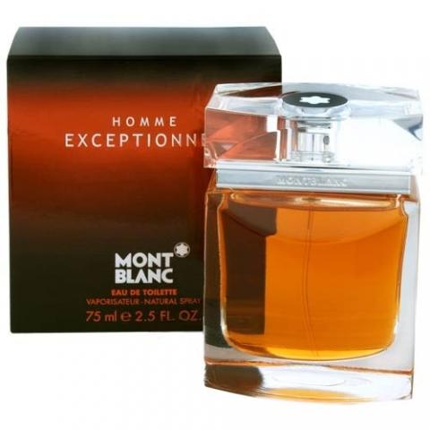 Mont Blanc Homme Exceptionnel, Toaletní voda, 75ml, Pánska vôňa, + AKCE: dárek zdarma