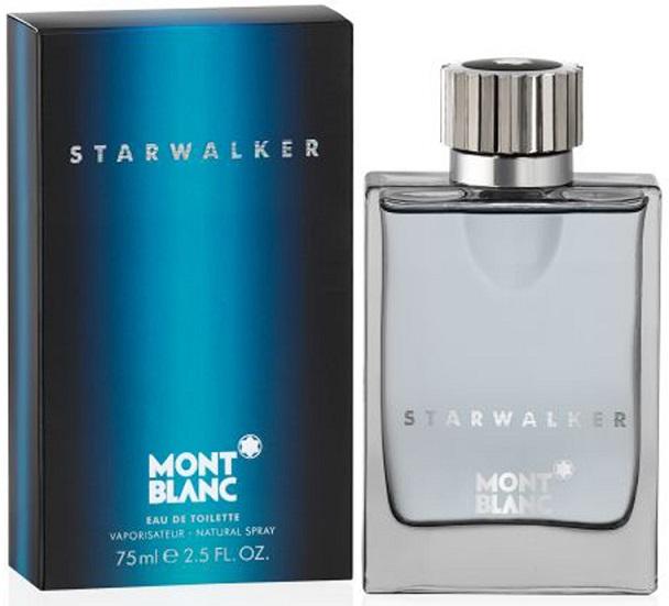 Mont Blanc Starwalker, Toaletní voda, 75ml, Pánska vôňa, + AKCE: dárek zdarma