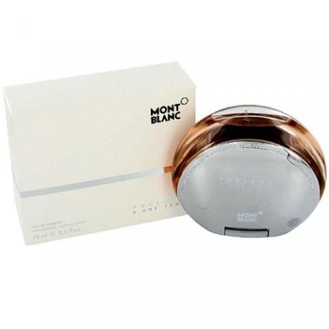 Mont Blanc Presence D`une Femme, Toaletní voda, 75ml, Dámska vôňa, + AKCE: dárek zdarma