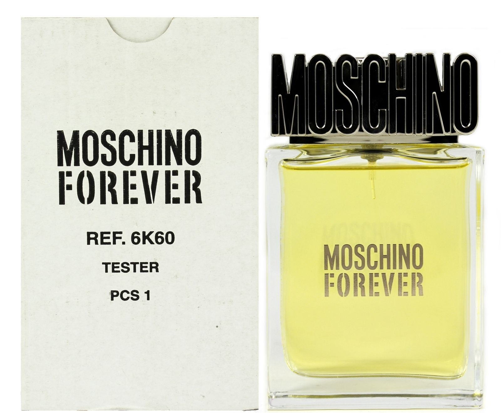 Moschino Forever, Toaletní voda - Tester, 100ml, Pánska vôňa, + AKCE: dárek zdarma