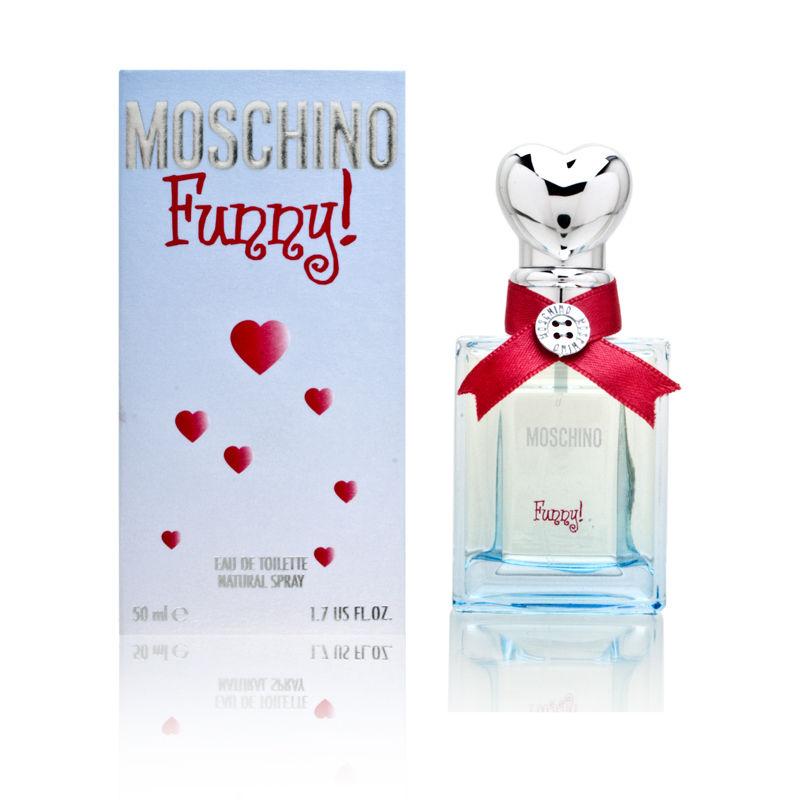 Moschino Funny, Toaletní voda, 50ml, Dámska vôňa, + AKCE: dárek zdarma