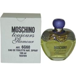 Moschino Toujours Glamour, Toaletní voda - Tester, 100ml, Dámska vůně, + AKCE: dárek zdarma