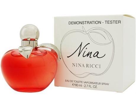 Nina Ricci Nina, Toaletní voda - Tester, 80ml, Dámska vôňa, + AKCE: dárek zdarma