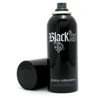 Paco Rabanne Black XS, Deospray, 150ml, Pánska vôňa, + AKCE: dárek zdarma