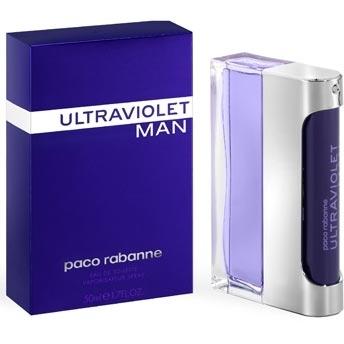 Paco Rabanne Ultraviolet Man, Toaletní voda, 50ml, Pánska vôňa, + AKCE: dárek zdarma
