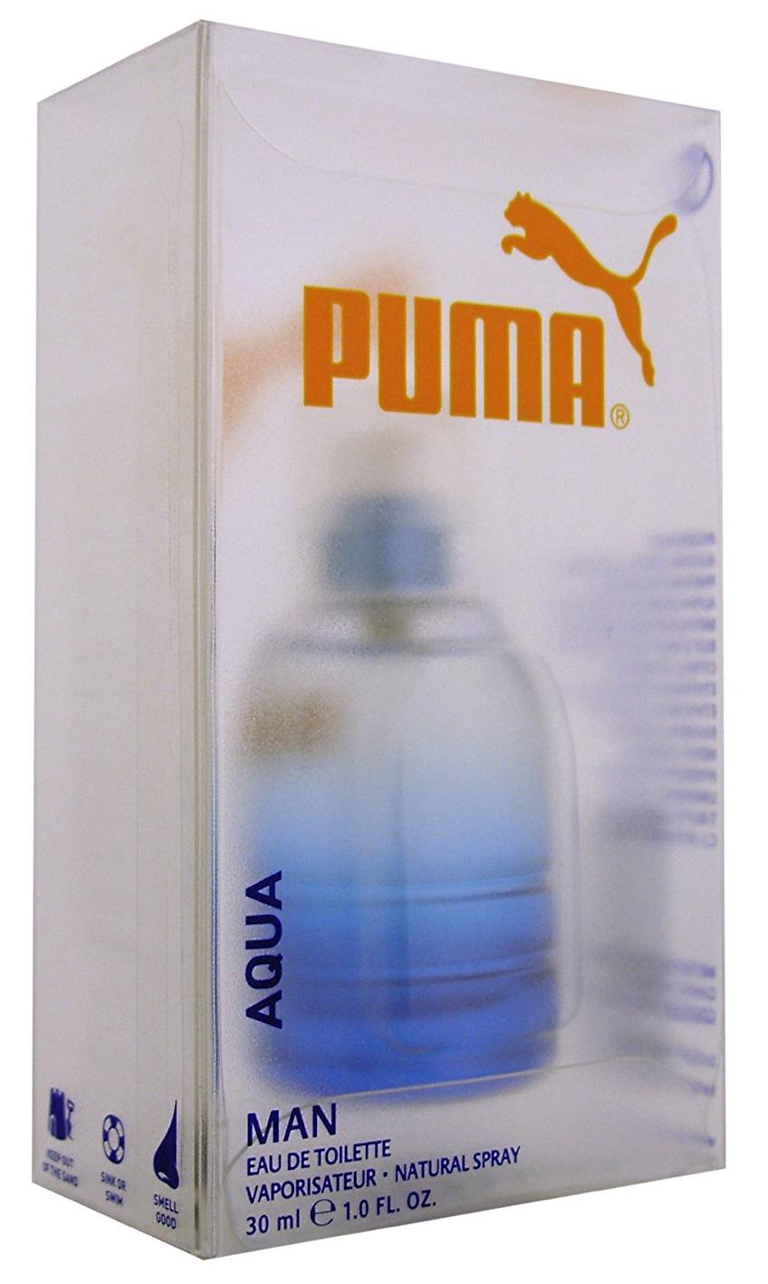 Puma Aqua Man, Toaletní voda, 30ml, Pánska vôňa, + AKCE: dárek zdarma