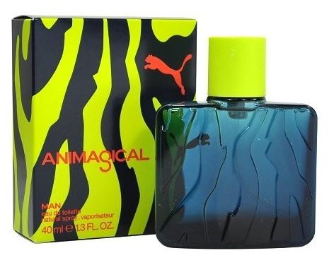 Puma Animagical Man, Toaletní voda, 40ml, Pánska vôňa, + AKCE: dárek zdarma
