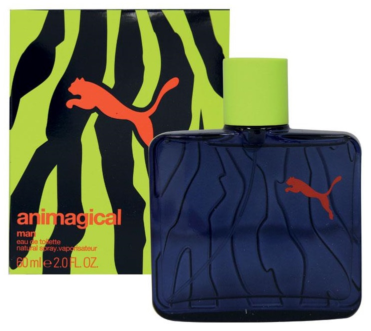 Puma Animagical Man, Toaletní voda, 60ml, Pánska vôňa, + AKCE: dárek zdarma