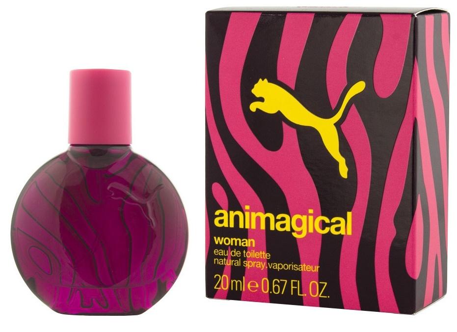 Puma Animagical Woman, Toaletní voda, 20ml, Dámska vôňa, + AKCE: dárek zdarma