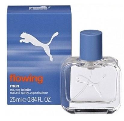 Puma Flowing Man, Toaletní voda, 25ml, Pánska vôňa, + AKCE: dárek zdarma