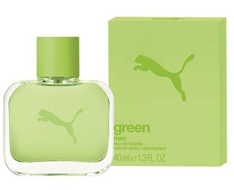 Puma Green Man, Toaletní voda, 40ml, Pánska vôňa, + AKCE: dárek zdarma