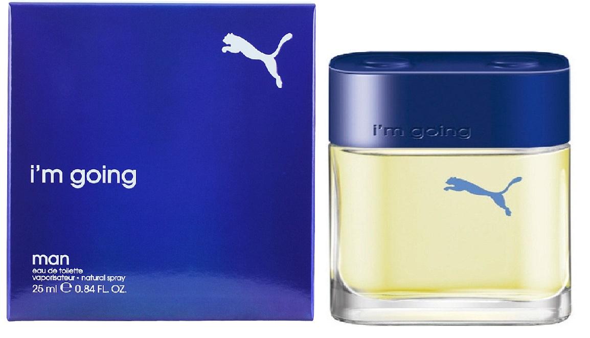 Puma I´m Going Man, Toaletní voda, 25ml, Pánska vôňa, + AKCE: dárek zdarma