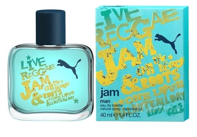 Puma Jam Man, Toaletní voda, 40ml, Pánska vôňa, + AKCE: dárek zdarma