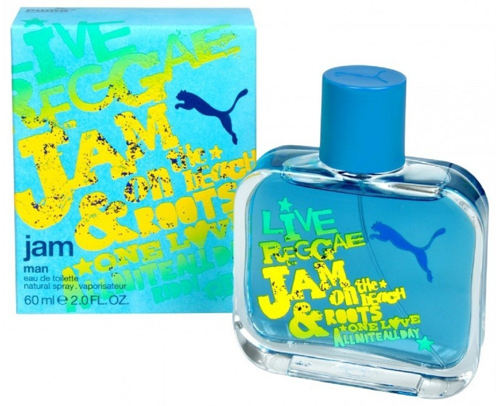 Puma Jam Man, Toaletní voda, 60ml, Pánska vôňa, + AKCE: dárek zdarma