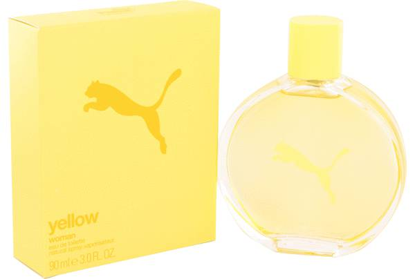 Puma Yellow Woman, Toaletní voda, 90ml, Dámska vůně, + AKCE: dárek zdarma