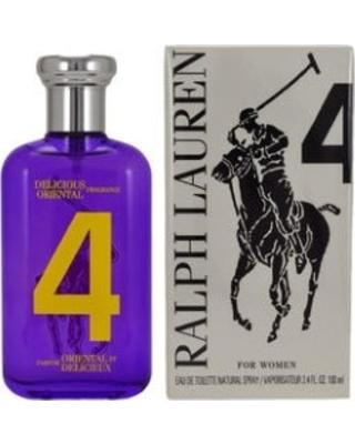 Ralph Lauren Big Pony 4 Purple Women, Toaletní voda - Tester, 100ml, Dámska vôňa, + AKCE: dárek zdarma