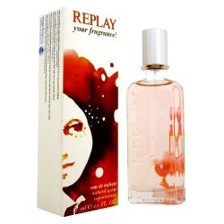 Replay Your Fragrance! for Her, Toaletní voda, 20ml, Dámska vôňa, + AKCE: dárek zdarma