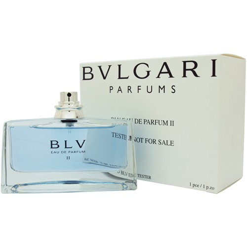 Bvlgari BLV II, Parfémovaná voda - Tester, 75ml, Dámska vůně, + AKCE: dárek zdarma