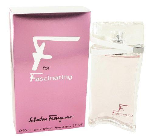 Salvatore Ferragamo F for Fascinating, Toaletní voda, 90ml, Dámska vôňa, + AKCE: dárek zdarma
