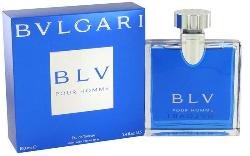 Bvlgari BLV pour Homme, Toaletní voda, 100ml, Pánska vôňa, + AKCE: dárek zdarma