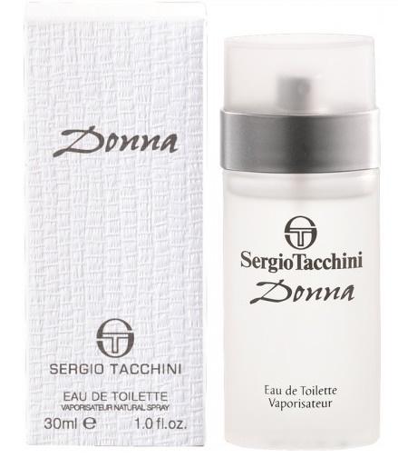 Sergio Tacchini Sergio Tacchini Donna, Toaletní voda, 30ml, Dámska vôňa, + AKCE: dárek zdarma
