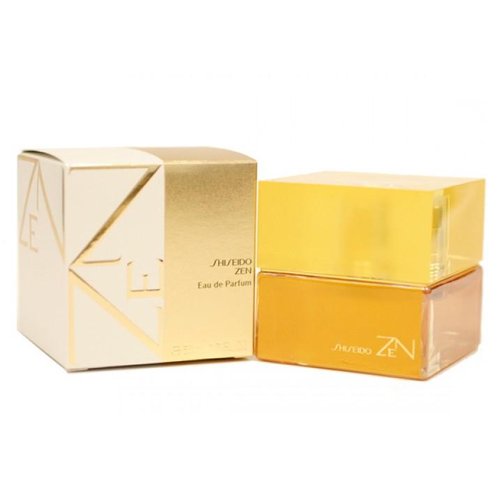 Shiseido Zen, Parfémovaná voda, 50ml, Dámska vôňa, + AKCE: dárek zdarma