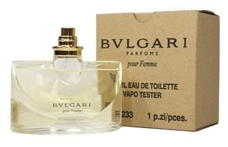 Bvlgari Bvlgari pour Femme, Toaletní voda - Tester, 100ml, Dámska vôňa, + AKCE: dárek zdarma