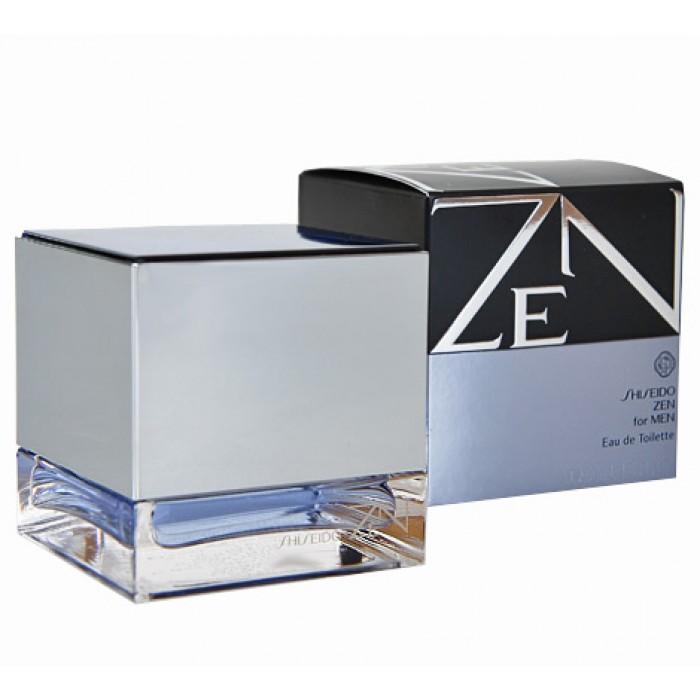 Shiseido Zen for Men, Toaletní voda, 100ml, Pánska vôňa, + AKCE: dárek zdarma