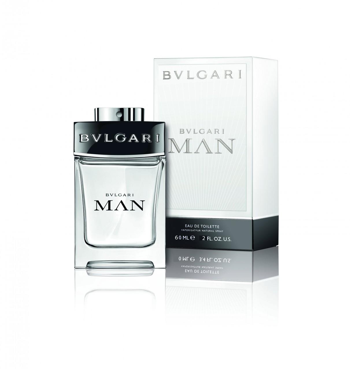 Bvlgari Bvlgari Man, Toaletní voda, 60ml, Pánska vôňa, + AKCE: dárek zdarma