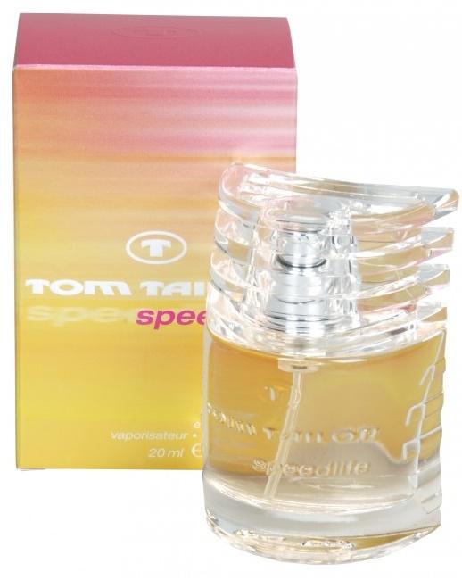 Tom Tailor Speedlife Woman, Toaletní voda, 20ml, Dámska vôňa, + AKCE: dárek zdarma
