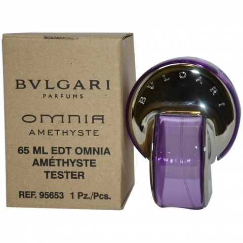 Bvlgari Omnia Amethyste, Toaletní voda - Tester, 65ml, Dámska vôňa, + AKCE: dárek zdarma