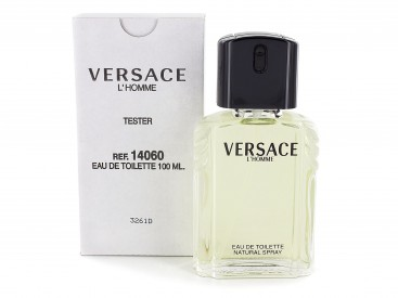 Versace L´Homme, Toaletní voda - Tester, 100ml, Pánska vôňa, + AKCE: dárek zdarma