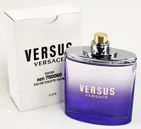 Versace Versus, Toaletní voda - Tester, 100ml, Dámska vôňa, + AKCE: dárek zdarma