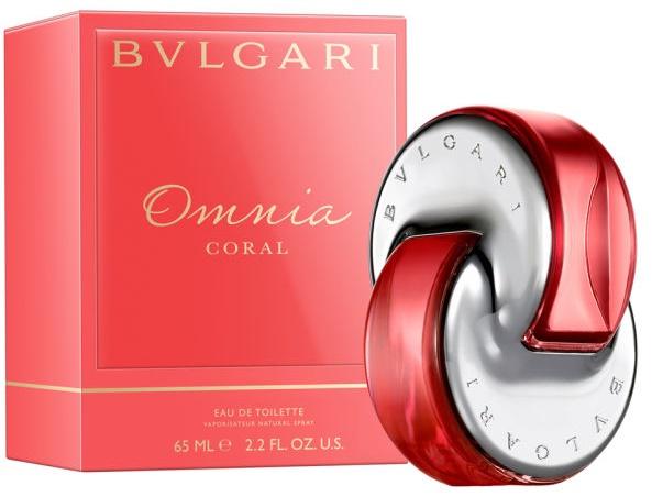 Bvlgari Omnia Coral, Toaletní voda, 65ml, Dámska vôňa, + AKCE: dárek zdarma