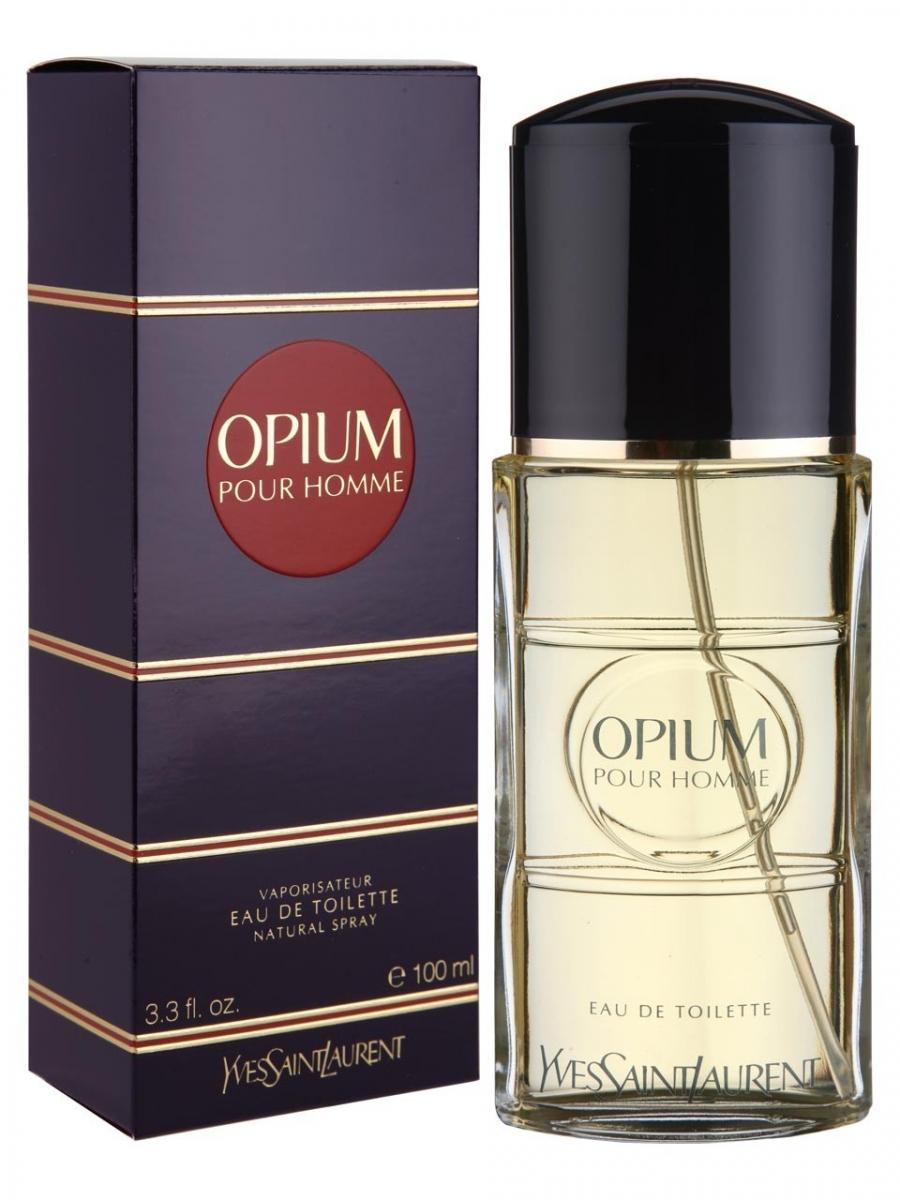 Yves Saint Laurent Opium pour Homme, Toaletní voda, 100ml, Pánska vôňa, + AKCE: dárek zdarma