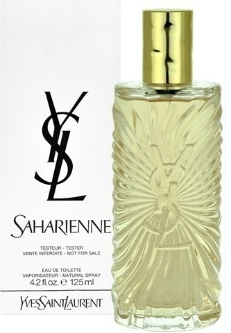 Yves Saint Laurent Saharienne, Toaletní voda - Tester, 125ml, Dámska vôňa, + AKCE: dárek zdarma