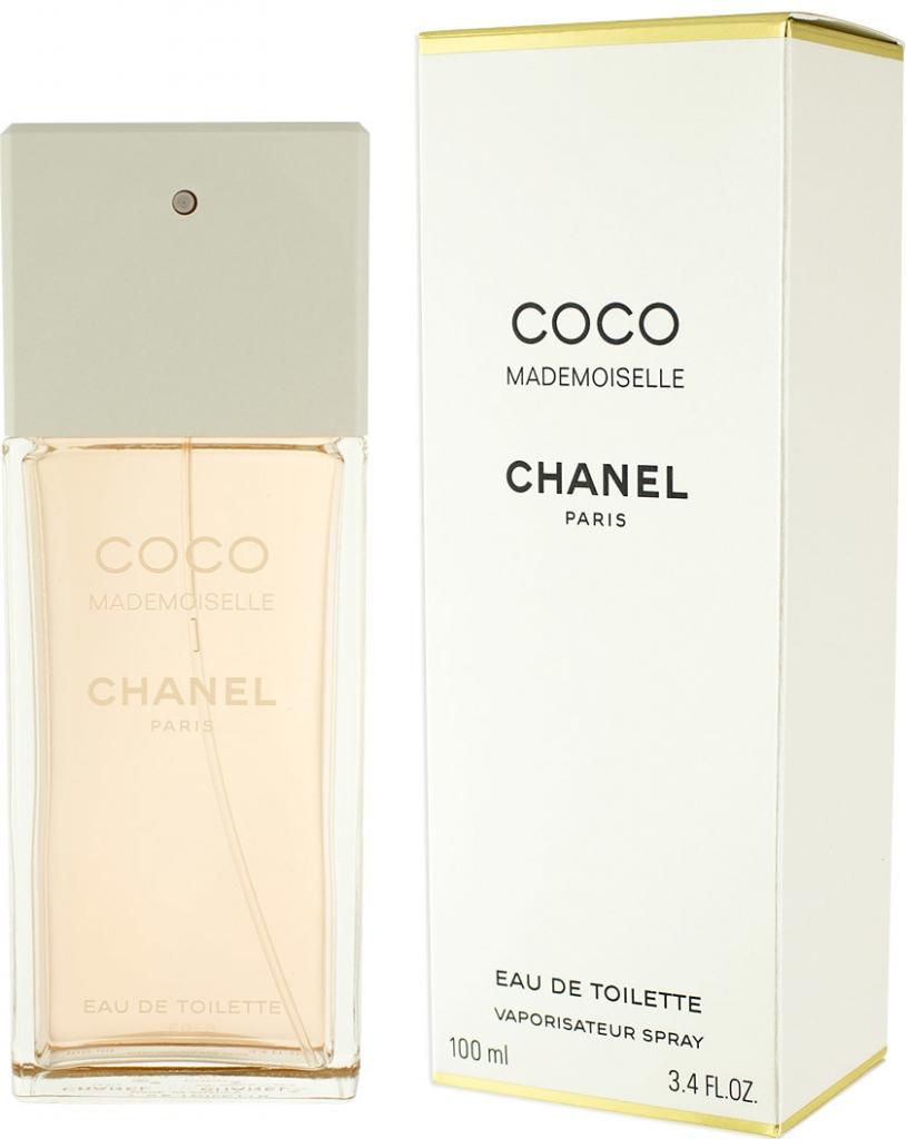 Chanel Coco Mademoiselle, Toaletní voda, 100ml, Dámska vôňa, + AKCE: dárek zdarma