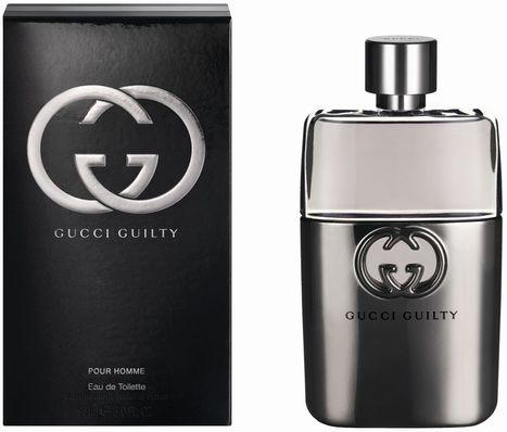 Gucci Guilty pour Homme, Toaletní voda, 90ml, Pánska vôňa, + AKCE: dárek zdarma