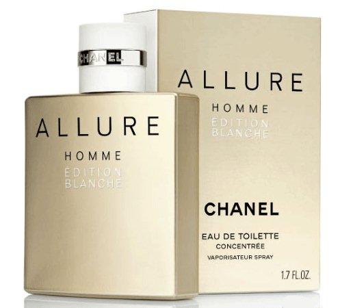 Chanel Allure Homme Edition Blanche, Toaletní voda, 150ml, Pánska vôňa, + AKCE: dárek zdarma
