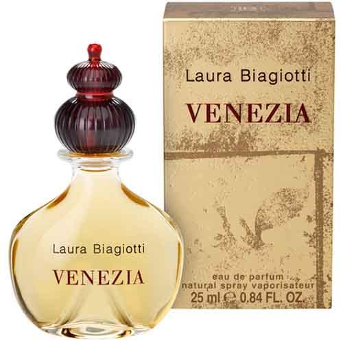 Laura Biagiotti Venezia, Parfémovaná voda, 25ml, Dámska vôňa, + AKCE: dárek zdarma