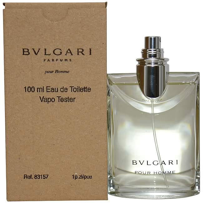 Bvlgari Bvlgari pour Homme, Toaletní voda - Tester, 100ml, Pánska vôňa, + AKCE: dárek zdarma