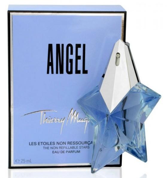 Thierry Mugler Angel, Parfémovaná voda, 25ml, Dámska vôňa, + AKCE: dárek zdarma