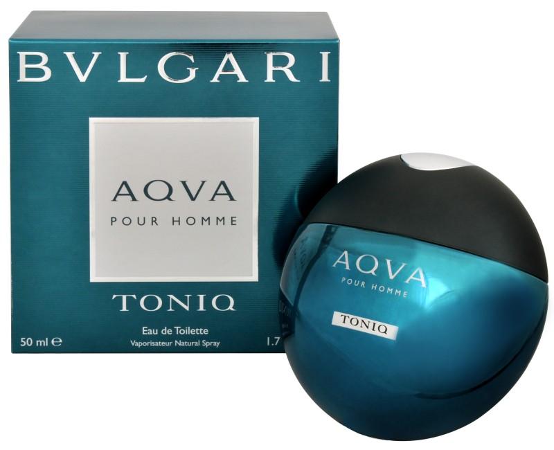 Bvlgari Aqva pour Homme Toniq, Toaletní voda, 50ml, Pánská vůně, + AKCE: dárek zdarma