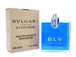 Bvlgari BLV pour Homme, Toaletní voda - Tester, 100ml, Pánska vôňa, + AKCE: dárek zdarma