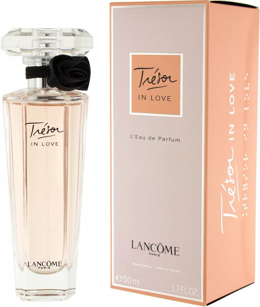 Lancome Tresor in Love, Parfémovaná voda, 50ml, Dámska vůně, + AKCE: dárek zdarma