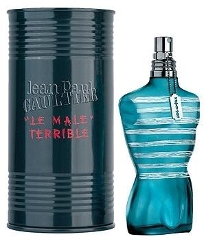 Jean Paul Gaultier Le Male Terrible, Toaletní voda, 75ml, Pánska vôňa, + AKCE: dárek zdarma