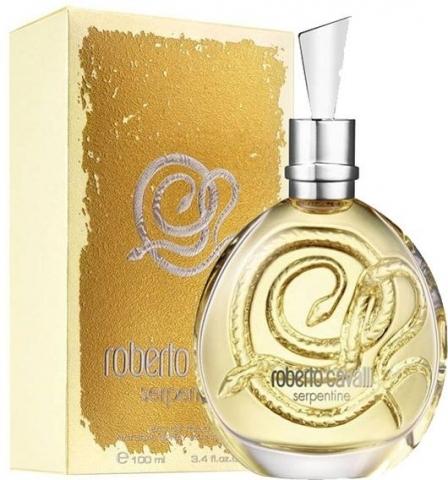 Roberto Cavalli Serpentine, Parfémovaná voda, 100ml, Dámska vôňa, + AKCE: dárek zdarma
